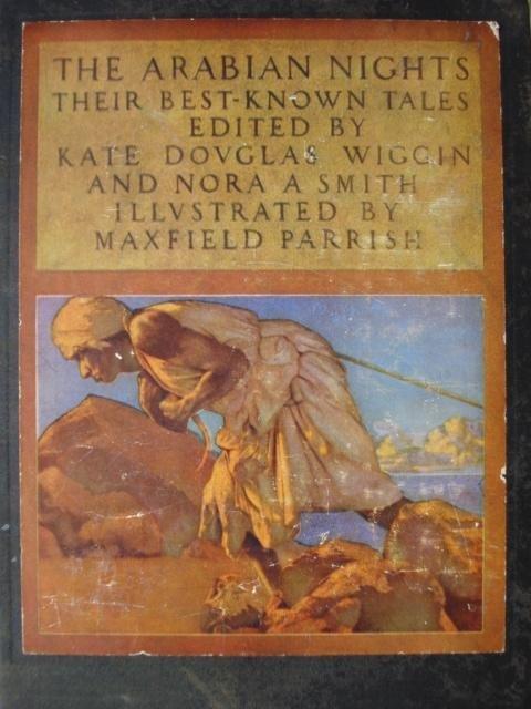 16: THE ARABIAN NIGHTS - MAXFIELD PARRISH