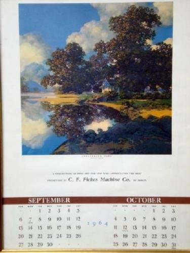 22: SHELTERING OAKS, A NICE PLACE TO BE - M. PARRISH