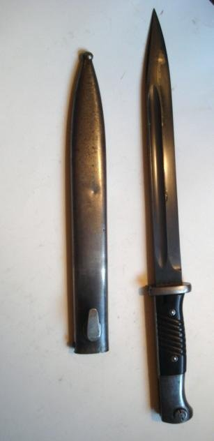 Bayonet, German 1942 Eichorn