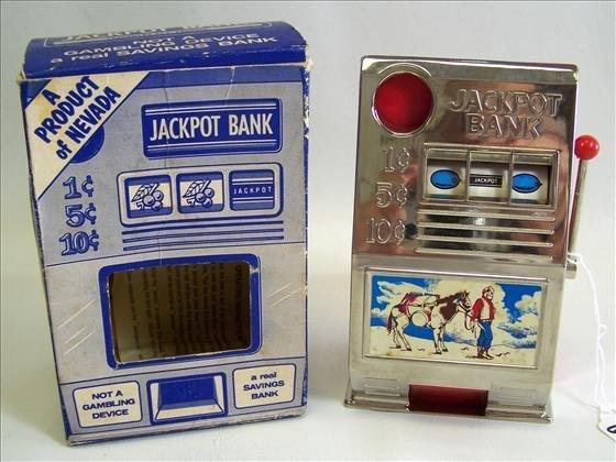 6020: Jackpot Bank