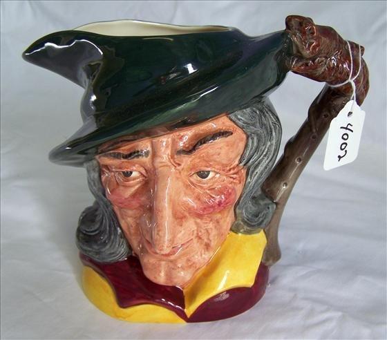 4002: Royal Doulton Toby - Pied Piper