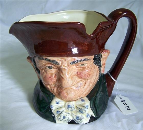 4012: Royal Doulton - Toby mug