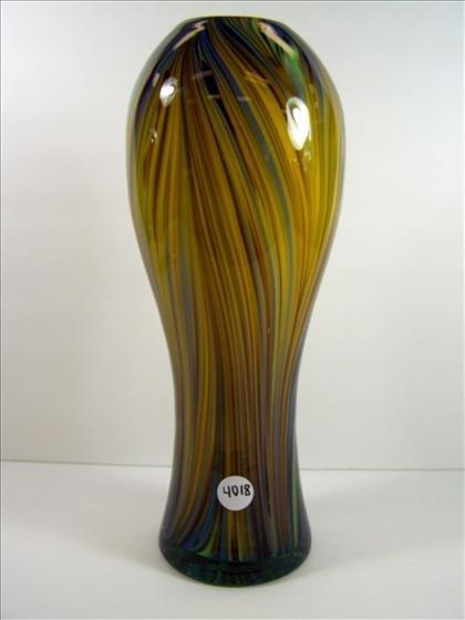 4018: Murano Tall Vase