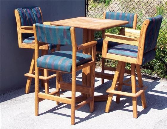 2003: Table and 4 Chairs