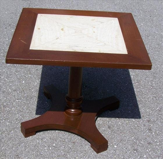 2009: Small occasional table