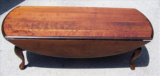 2023: Coffee table drop sides