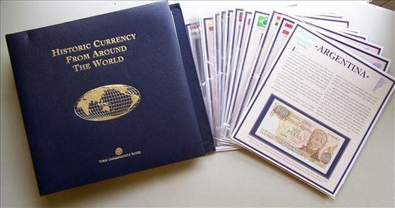 5008: Historic Currency from Around the World