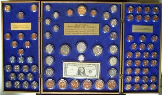 5009: The Historical U. S. Coin Collection