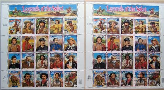 5016: US Postal Service Collector's Stamps