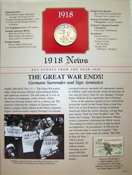5019: 1918D Liberty Walking Silver Half Dollar