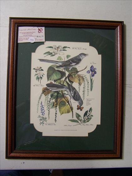 1080: Birds Series #4 By Arthur Singer