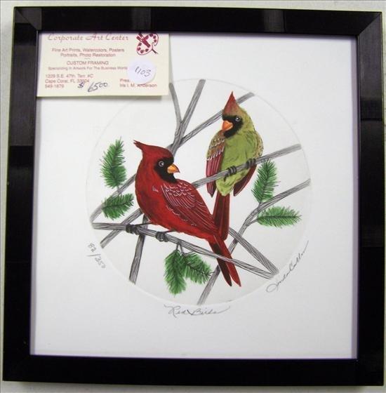 1103: Cardinals (83/350)