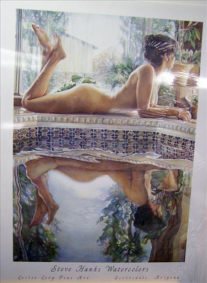 1140: Nude Reflection Pool