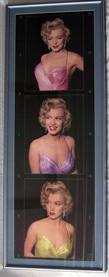 1236: Three Poses of Marilyn Monroe
