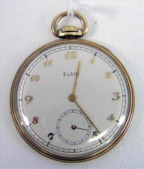 3008: Pocket watch - Elgin