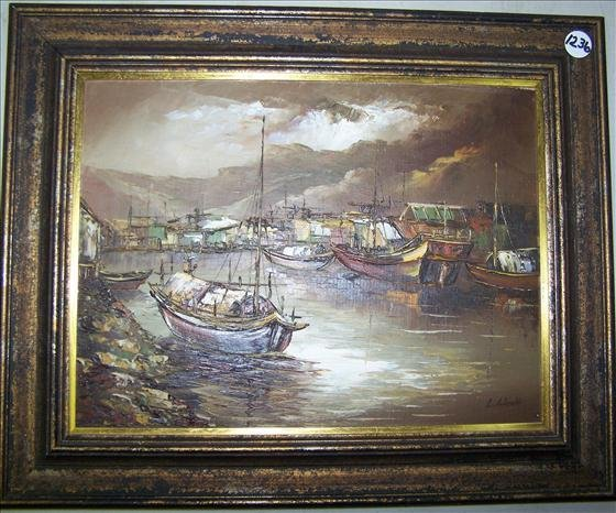 1236: A View of Hon Kong Habor