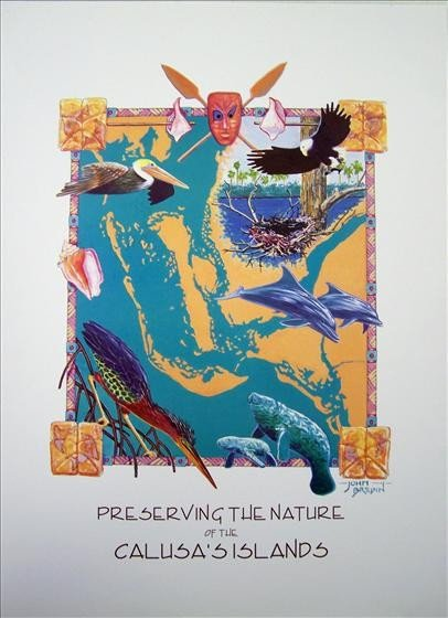 1243: Preserving The Nature Of The Calusa Isl