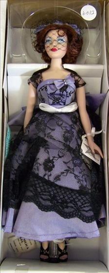 6012: Ashton Drake Gene in Pin - up doll