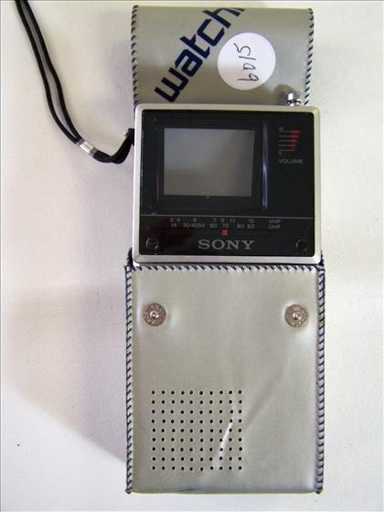 6015: Sony Watchman in case