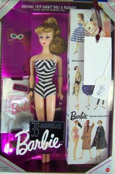 6019: Barbie 35th anniversary