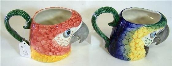 6023: 2 pc pitchers