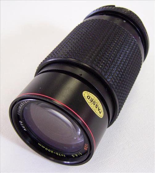 6024: Camera lenses