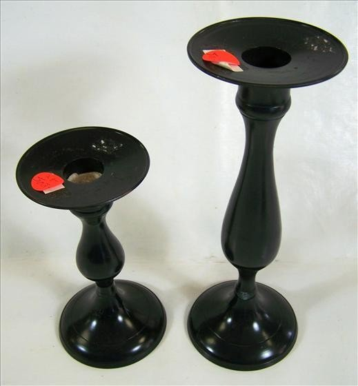 """5024: Pair candle sticks - 6"""" and 9"""""""