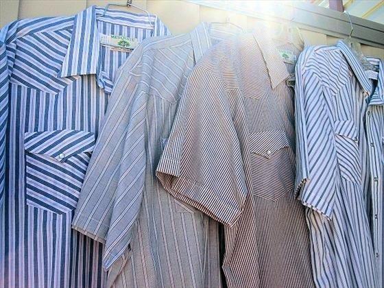 1013: 4 Men's Shirts, Short Sleeve