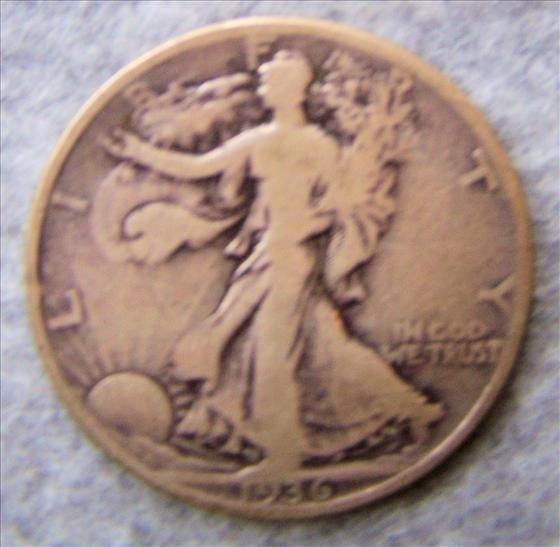 3016: 1936 Liberty Walking Half