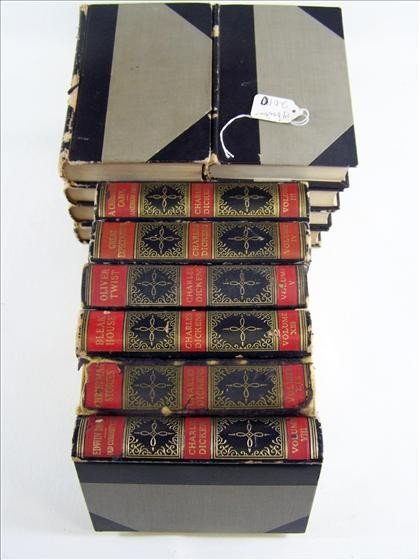 2010: 14 books - Charles Dickens