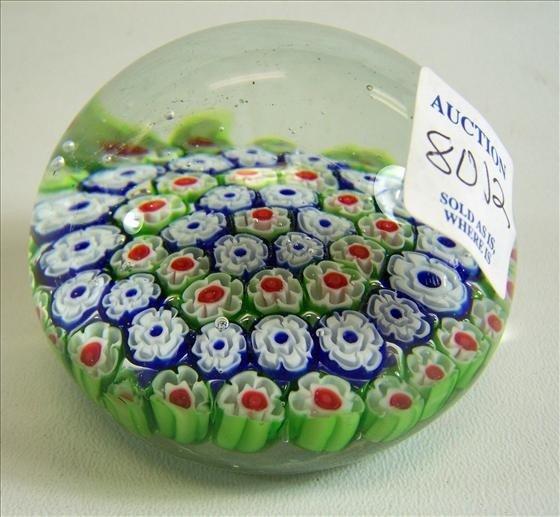 8012: Murano Glass - Paperweight