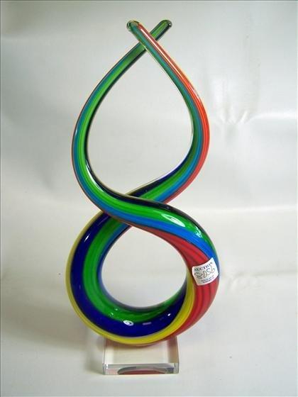 8056: Murano Glass - Sculpture