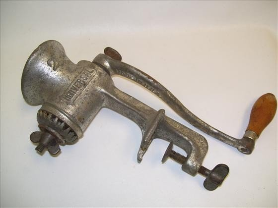 6020: Meat grinder Universal #2