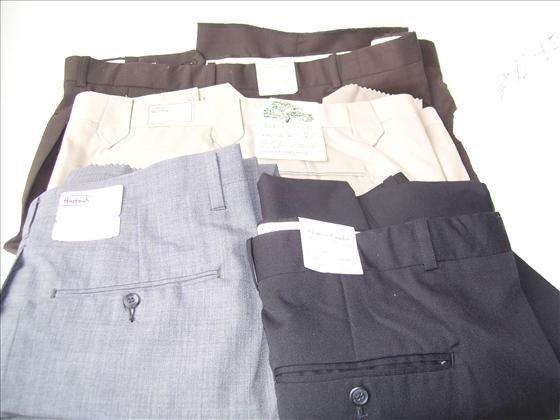 1303: 4 prs men's pants - size 54