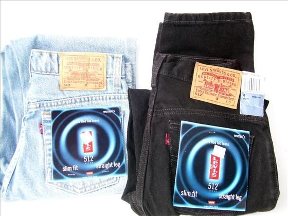 1305: 3 Misses denim jeans