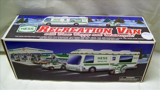 2011: Hess recreation Van
