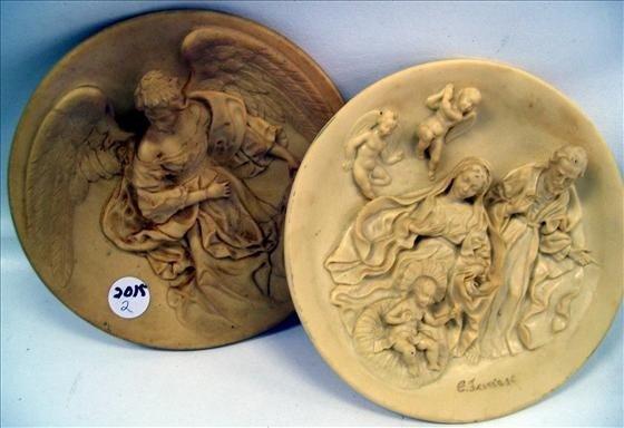2015: 2 plates - 1987 & 1987