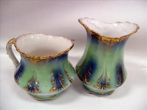 2018: 2 pc - pitcher and vase - Kosmo