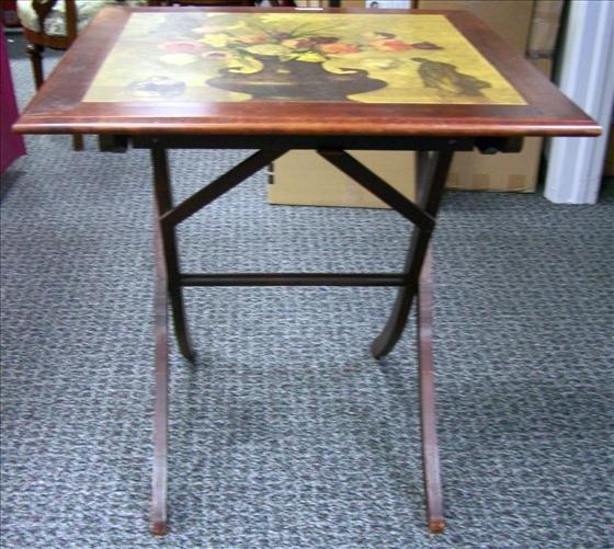 5012: Butler table drop down