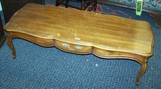 5015: Coffee table - oblong Thomasville