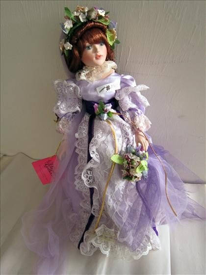 3001: Paradise Galleries Doll