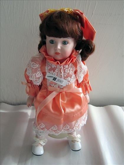 3003: Betty Jane Carter doll - Rosemarie