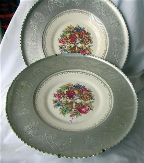3008: 2 Limoges Triumph made for Farberware