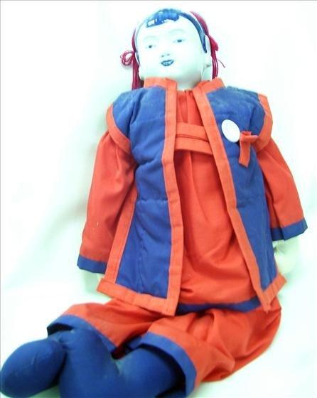 3010: Korean doll
