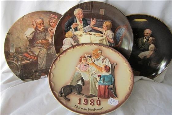 3023: 4 plates - 1980 Toymaker