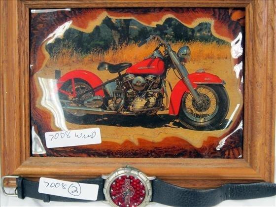 7008: Harley Davidson - 2 pc