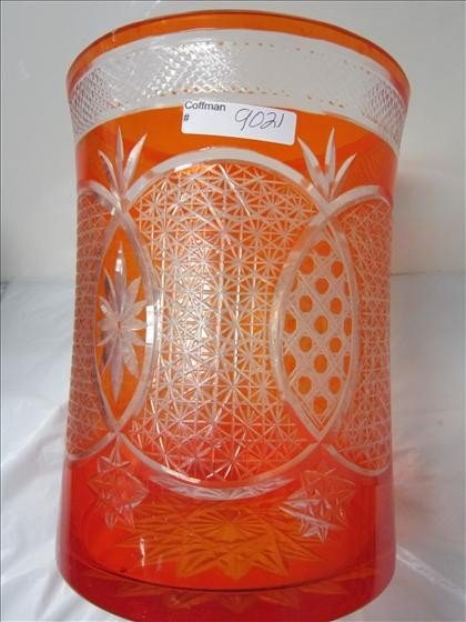 9021: Murano - Large table vase