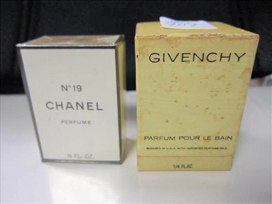 9117: 2 Perfumes Channel No 19