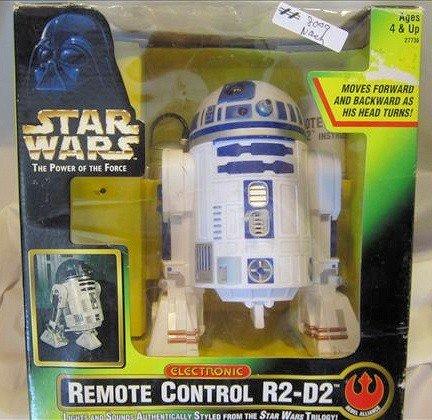8009: Stars Wars  Remote control R2 - D2
