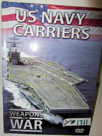 1711: DVD - Early carriers to world carriers